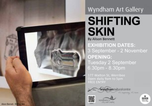 Exhibitions 2014 - SHIFTING SKIN eflyer - 2014-8-3 (A800086)
