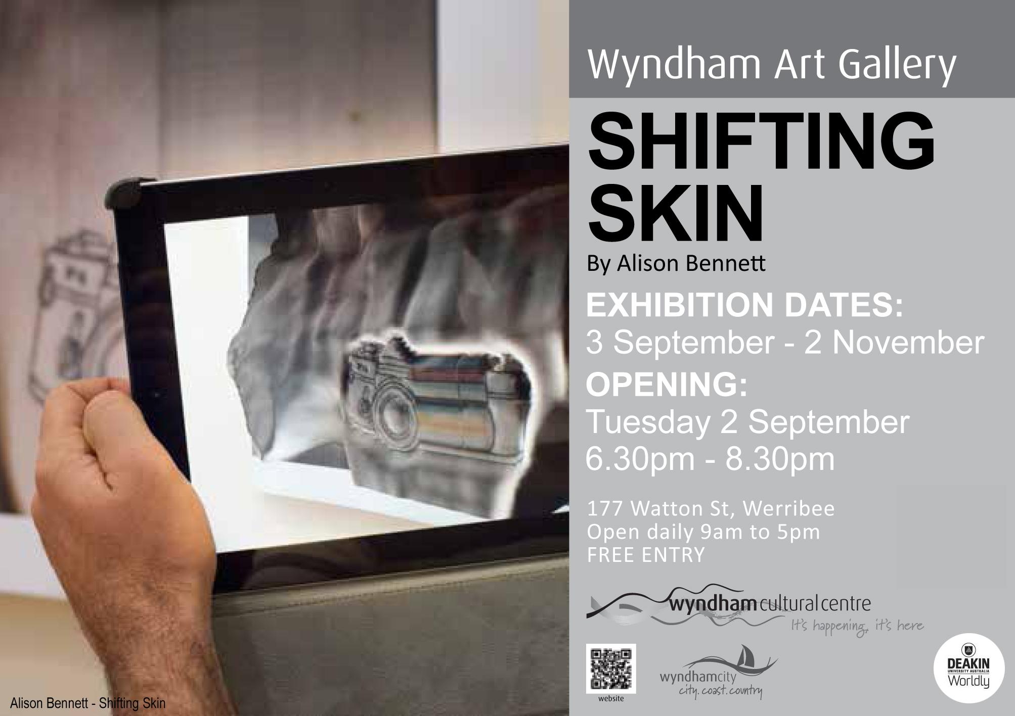 Design Exhibitions 2014 wyndham cultural centre   alison bennett